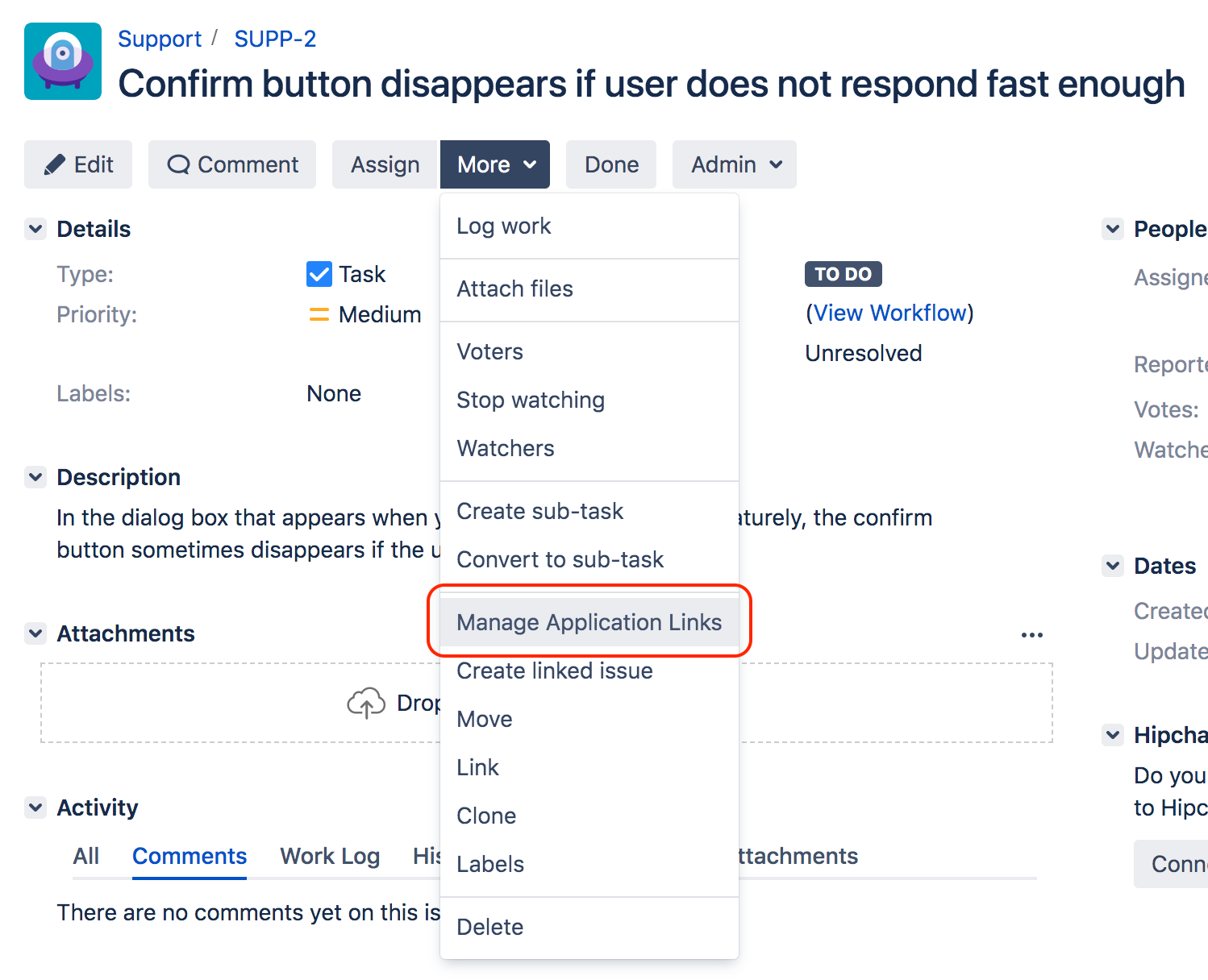 Adding a Remote System Reference - Classic Connector for Salesforce